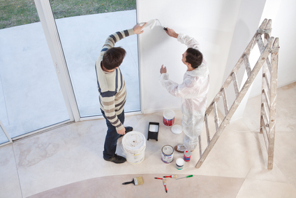 Residential Painting Showroom Painting - Residential painting
